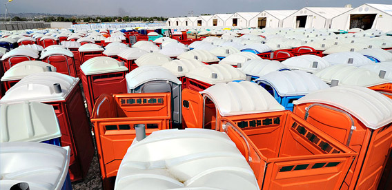 Champion Portable Toilets in West Palm Beach, FL